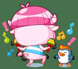 Chompoo & Mameaw (English Edition) sticker #1404059