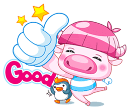Chompoo & Mameaw (English Edition) sticker #1404061