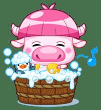 Chompoo & Mameaw (English Edition) sticker #1404063