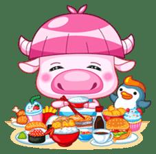 Chompoo & Mameaw (English Edition) sticker #1404068