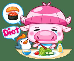 Chompoo & Mameaw (English Edition) sticker #1404069