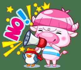 Chompoo & Mameaw (English Edition) sticker #1404071