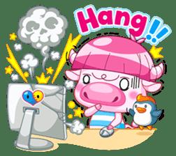 Chompoo & Mameaw (English Edition) sticker #1404073