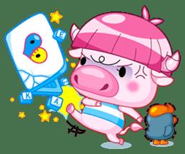Chompoo & Mameaw (English Edition) sticker #1404076