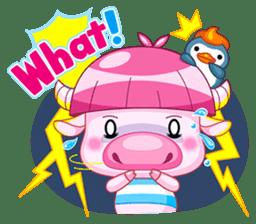 Chompoo & Mameaw (English Edition) sticker #1404079
