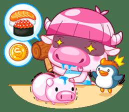 Chompoo & Mameaw (English Edition) sticker #1404083