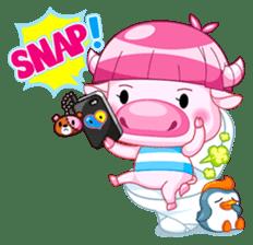 Chompoo & Mameaw (English Edition) sticker #1404086
