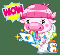 Chompoo & Mameaw (English Edition) sticker #1404087