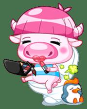 Chompoo & Mameaw (English Edition) sticker #1404088