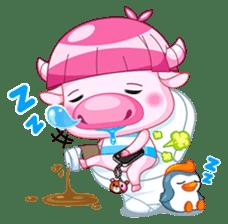Chompoo & Mameaw (English Edition) sticker #1404089