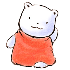 Fluffy Polar Bear/Fuwa Fuwa no Kuma