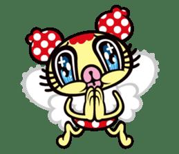 """Happy butterfly & Grumpy worm  """"VAP"""" sticker #1405315"""
