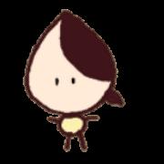 สติ๊กเกอร์ไลน์ Fumi-chan housewife
