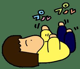 My wife-chan sticker #1408110
