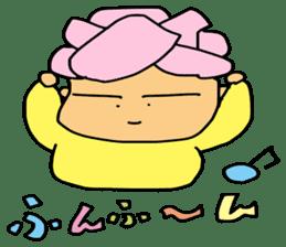 My wife-chan sticker #1408114