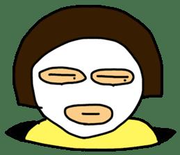 My wife-chan sticker #1408116