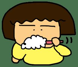My wife-chan sticker #1408120