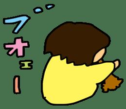 My wife-chan sticker #1408127