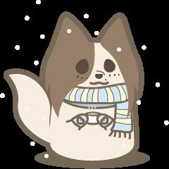 Mogu's pet-Papillon (Didi)