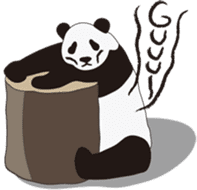 "Do you know ""Yuru-panda""? sticker #1409929"