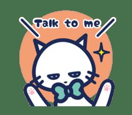Vol. 2 Shiromaru (Kuromaru appeared) sticker #1411218