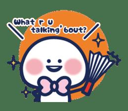 Vol. 2 Shiromaru (Kuromaru appeared) sticker #1411224