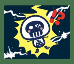 Vol. 2 Shiromaru (Kuromaru appeared) sticker #1411234