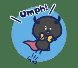 Vol. 2 Shiromaru (Kuromaru appeared) sticker #1411236
