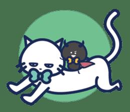 Vol. 2 Shiromaru (Kuromaru appeared) sticker #1411239