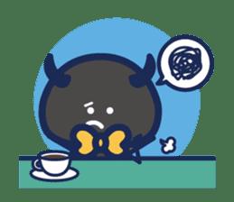 Vol. 2 Shiromaru (Kuromaru appeared) sticker #1411247