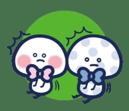 Vol. 2 Shiromaru (Kuromaru appeared) sticker #1411248