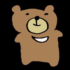 Mr moon bear