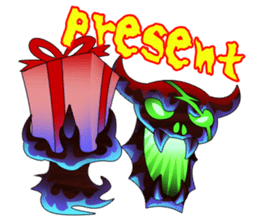 Fierce devil of Seele sticker #1412995
