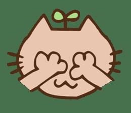 Daily life sticker of nyannta. sticker #1415577