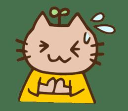 Daily life sticker of nyannta. sticker #1415580
