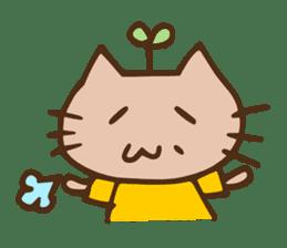 Daily life sticker of nyannta. sticker #1415584