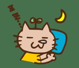 Daily life sticker of nyannta. sticker #1415586