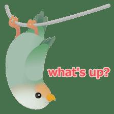 Love Birds sticker #1417050