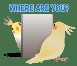Love Birds sticker #1417053