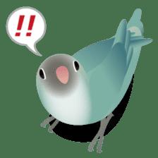 Love Birds sticker #1417057