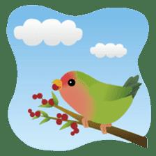 Love Birds sticker #1417061