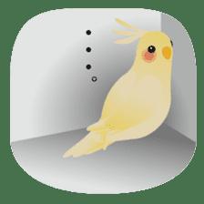 Love Birds sticker #1417062