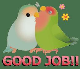 Love Birds sticker #1417064