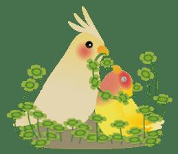 Love Birds sticker #1417071