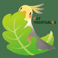 Love Birds sticker #1417075