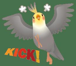 Love Birds sticker #1417079