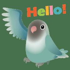 Love Birds sticker #1417080