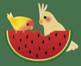 Love Birds sticker #1417088