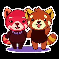 Red Pandas - English