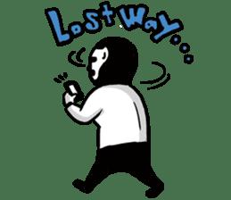 DANCE MASK sticker #1418878